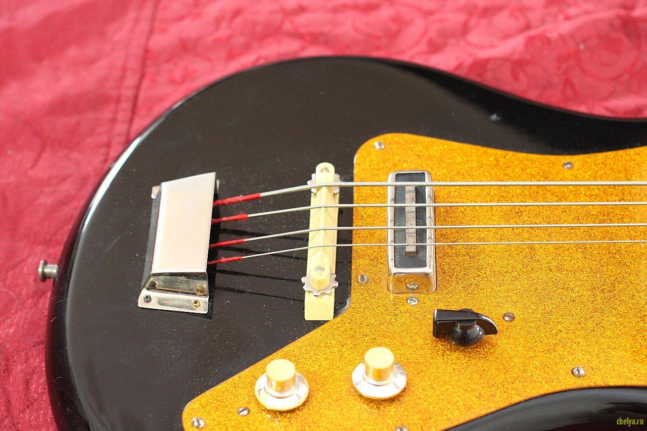 схема бас гитары роден