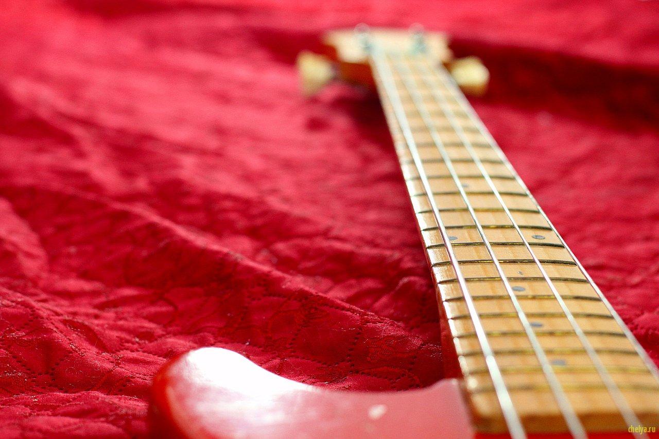 схема бас гитары с двумя звукоснимателями
