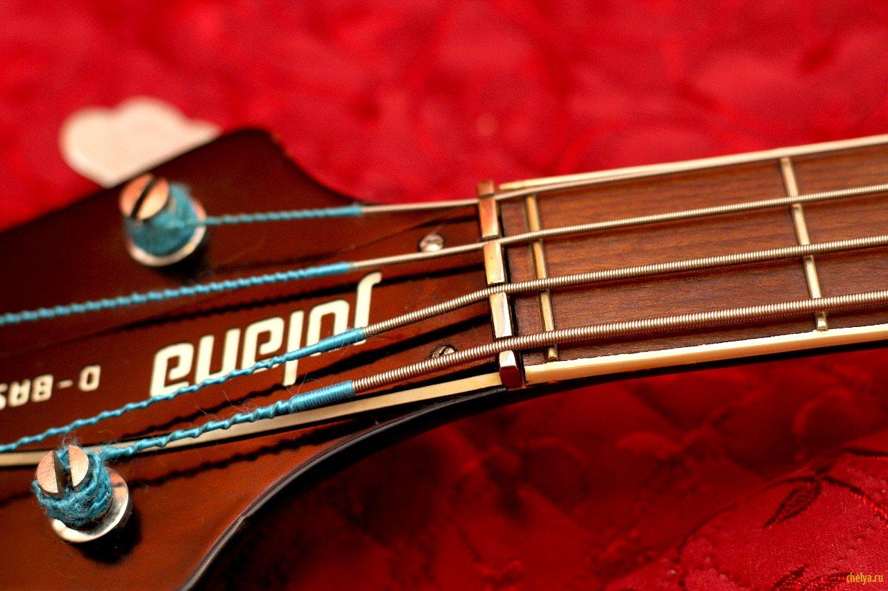 электрическая схема гитары аэлита