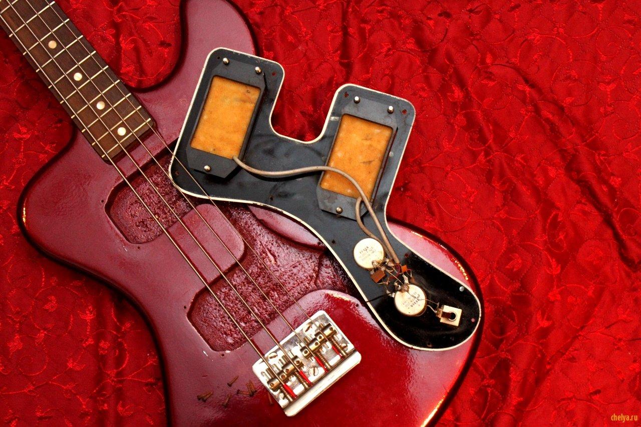 Звукосниматель для бас гитары своими руками