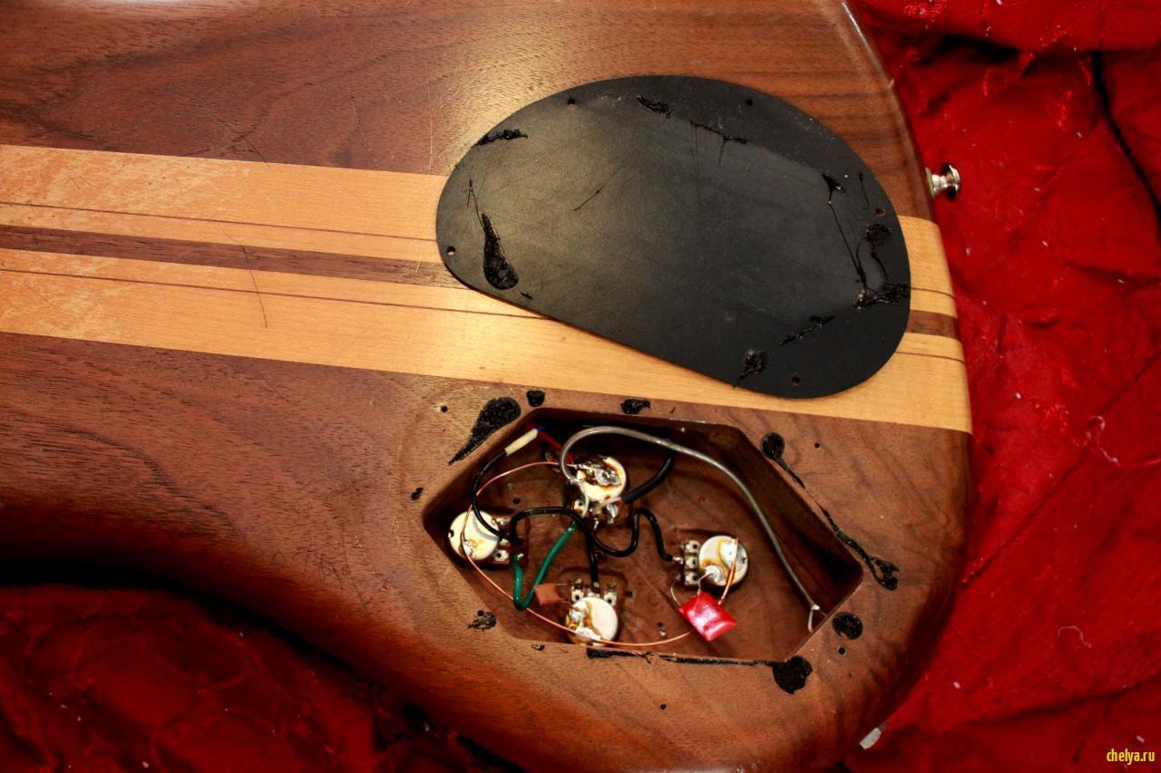 RK Bass. Темброблок