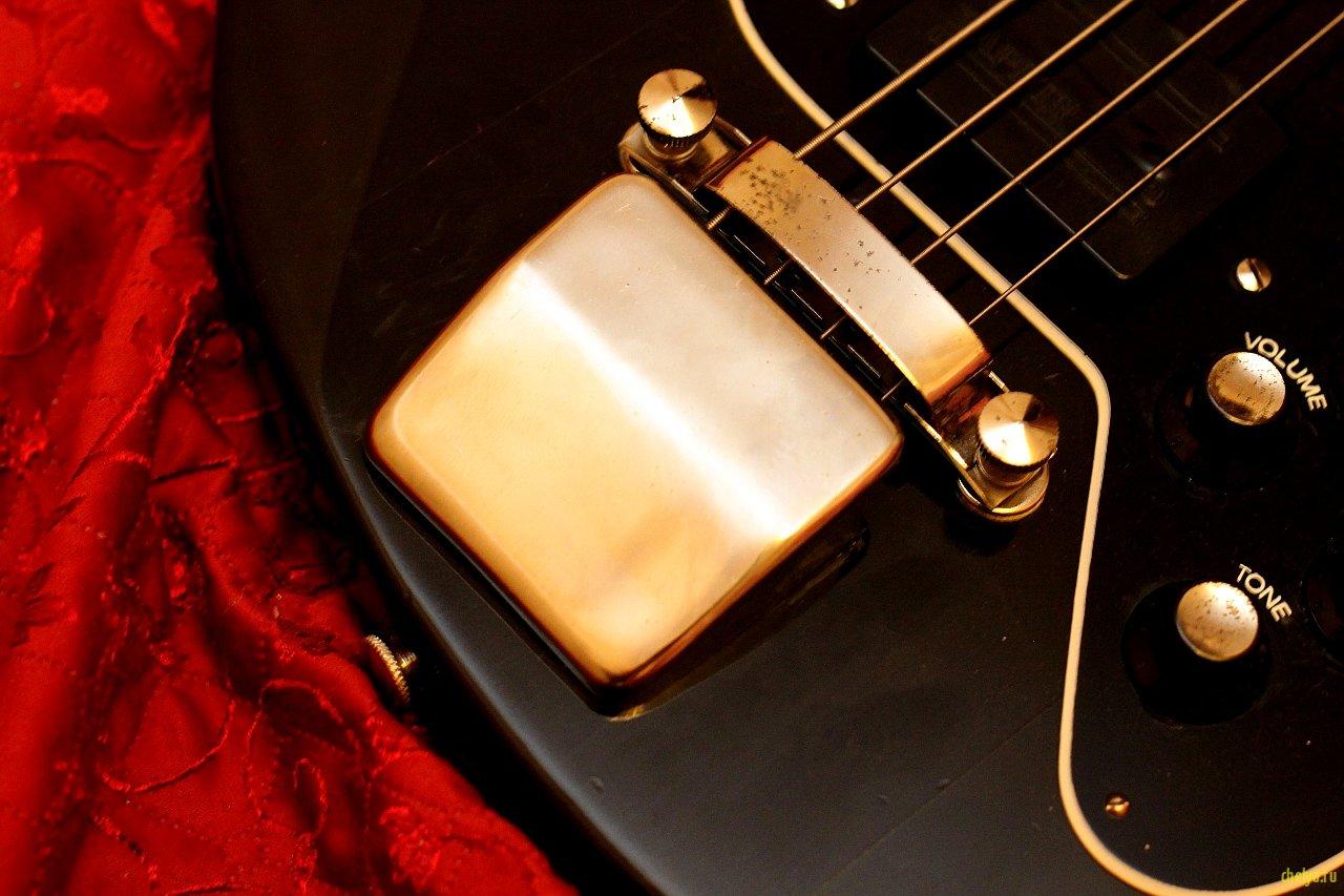 Jolana Galaxis Bass. Крышка струнозацепа
