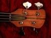 RK Bass. Голова грифа